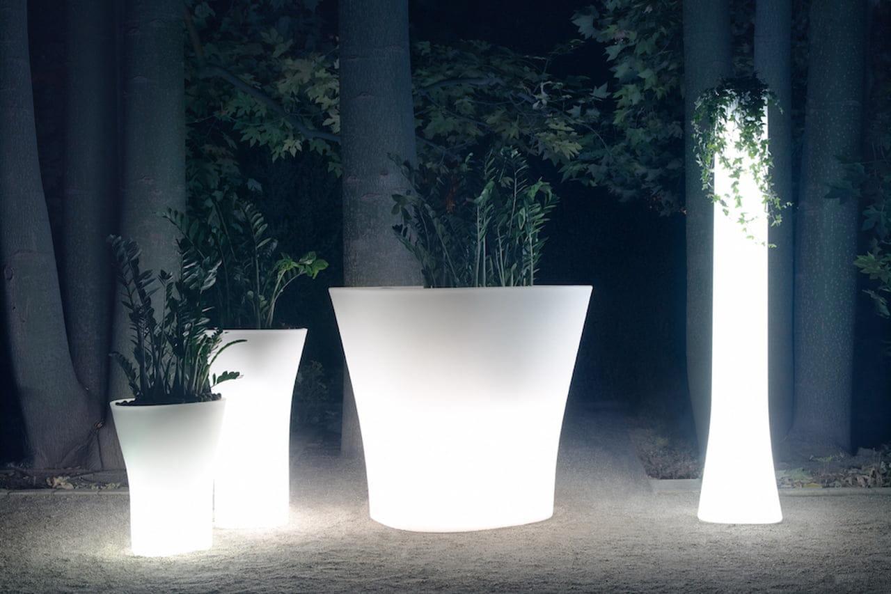Lampade da esterno illuminare il giardino