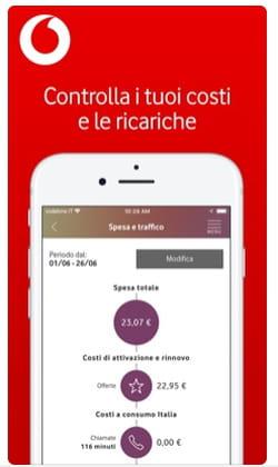 Download My Vodafone Italia per iPhone gratis - Nuova ...