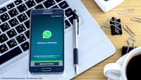 WhatsApp ufficiale etichetta anti-spam