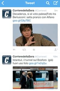 Twitter si rifà il trucco e la timeline è più visiva