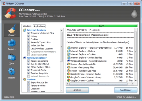 download ccleaner for windows 7 64 bit