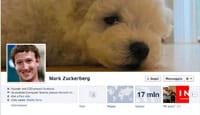 Mark Zuckerberg strizza l'occhio alla politica