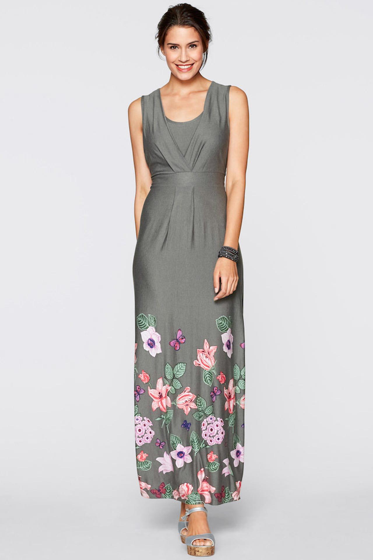 nuovi stili 16ece 60010 Vestiti a fiori: proposte trendy