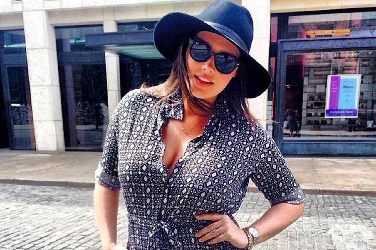 Candice Huffine modella curvy per il Calenadrio Pirelli