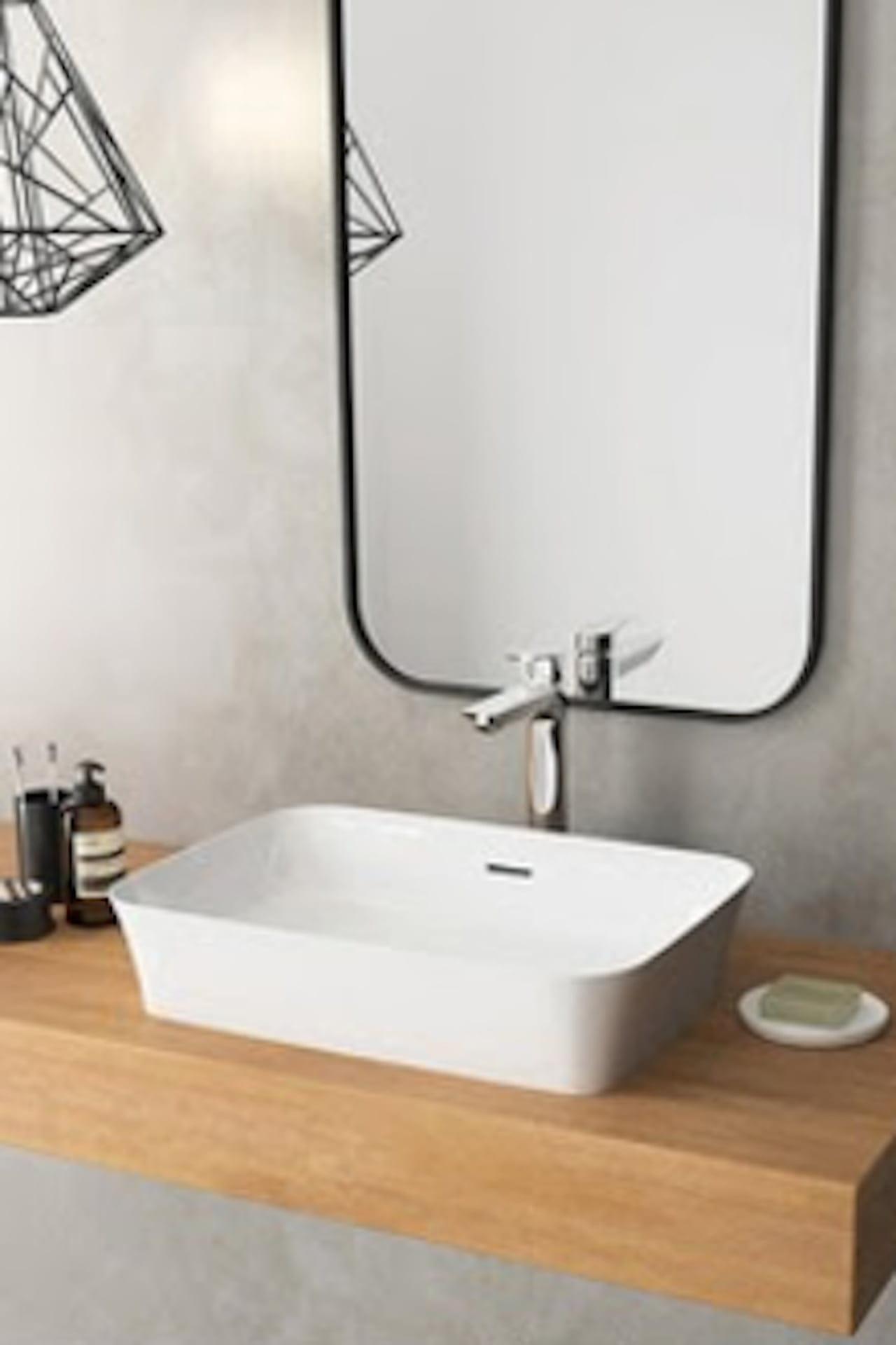 Lavello Bagno Da Appoggio lavabo da appoggio: design contemporaneo o vintage