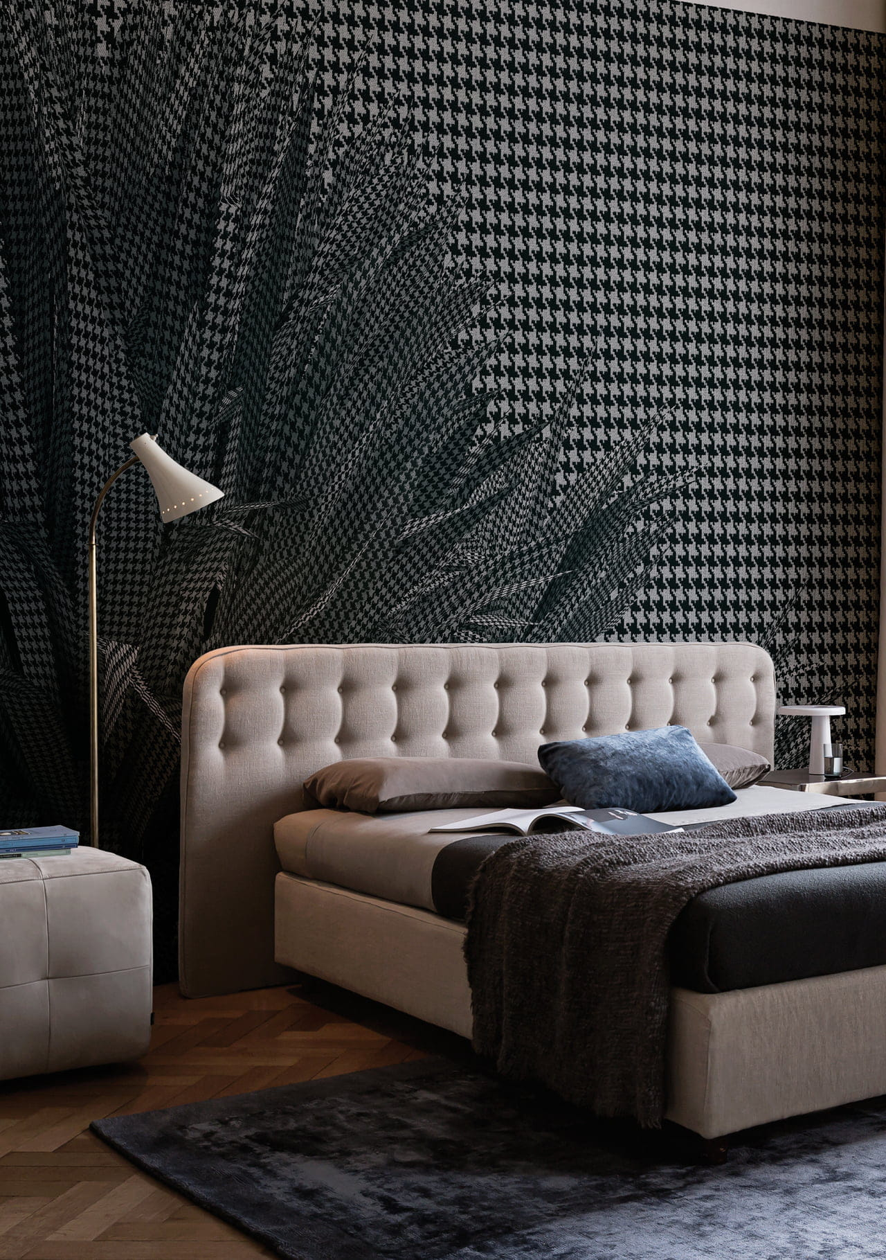 Carta da parati moderna design sui muri for Carta da parati moderna per soggiorno