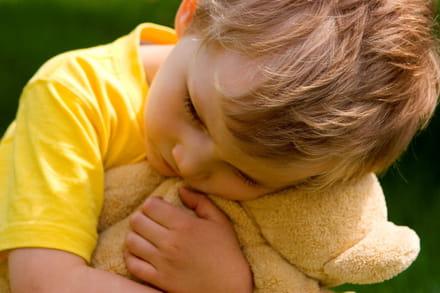 Il peluche aiuta il vostro bambino ad affrontare il mondo esterno.