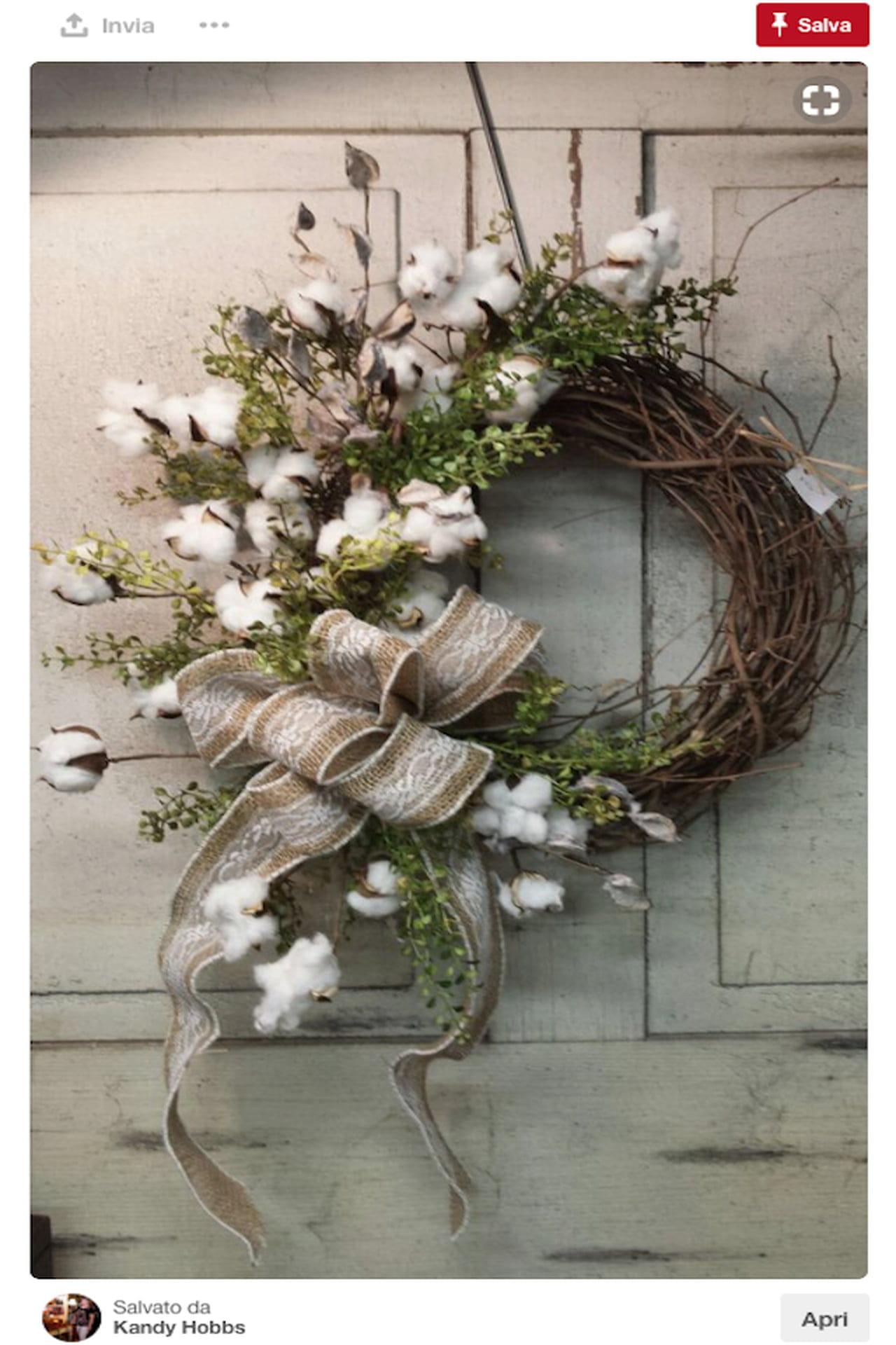 Addobbi Natalizi Pinterest.Le Piu Belle Idee Di Pinterest Sul Natale