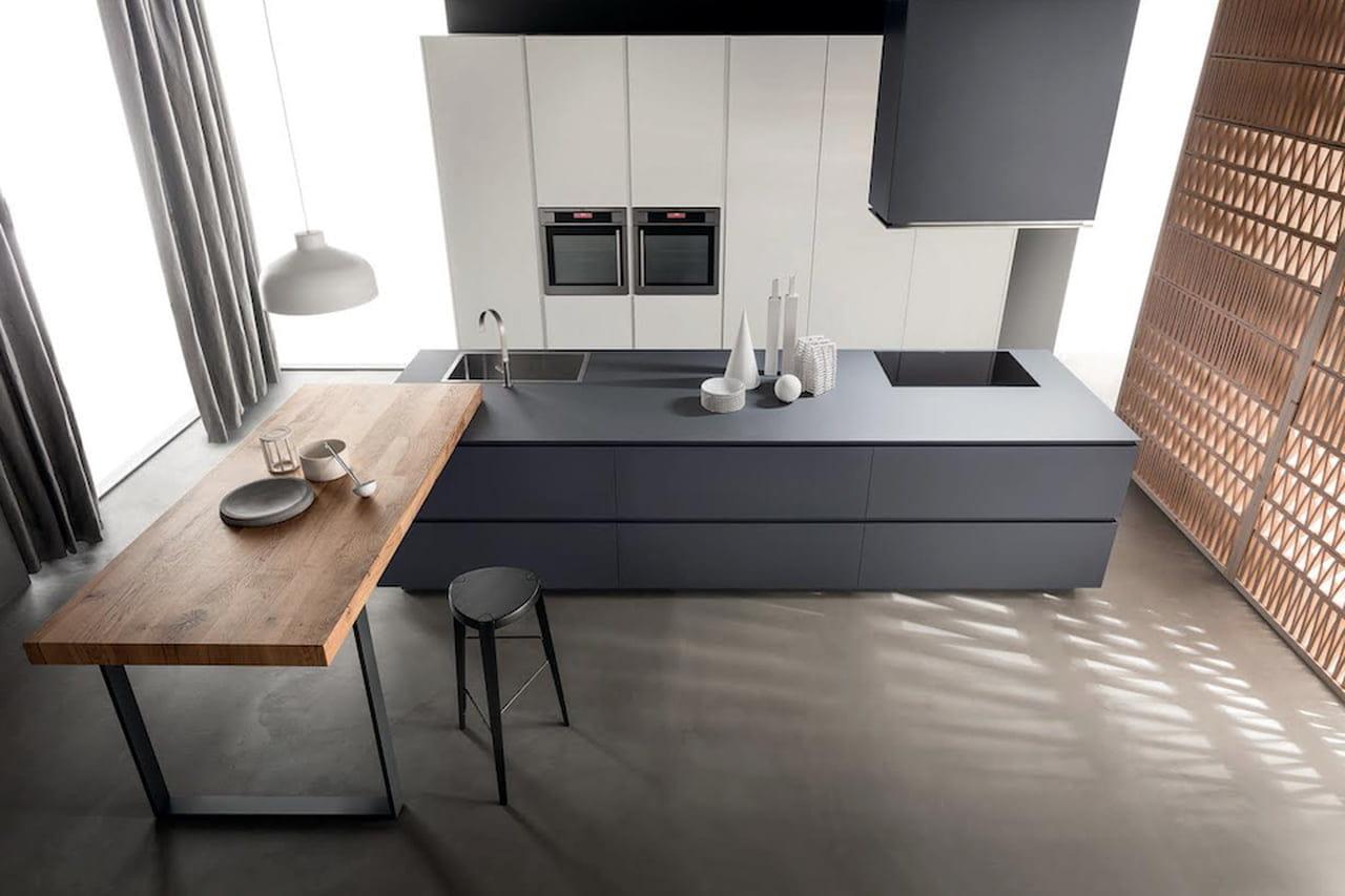 Cucine contemporanee: con isola, hi-tech, eco-tech, classica o shabby?