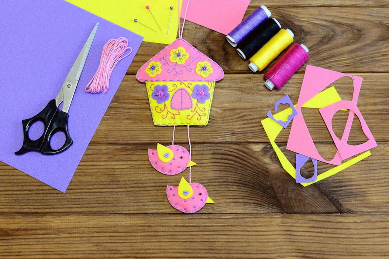 Decorazioni Per Feste Bambini Fai Da Te : Lavoretti per la festa della donna: consigli per bambini fai da te