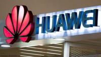 Huawei device pieghevole in tre parti?