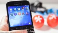 BlackBerry Hub su Android Marshmallow