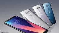 LG V30 riceve update Android 8.0 Oreo