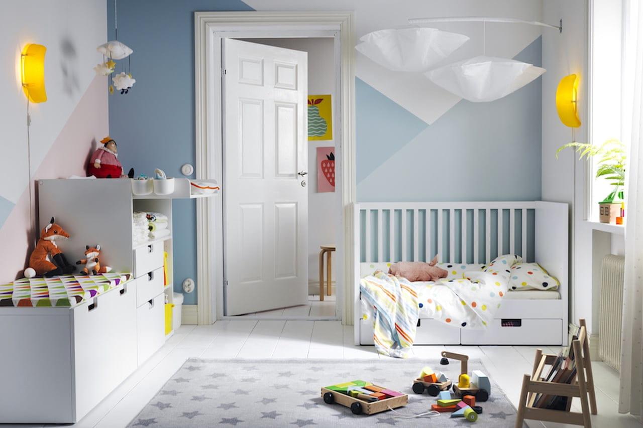 Cameretta Armadio Ponte Ikea.Camerette Ikea Proposte Per Neonati Bambini E Ragazzi Magazine