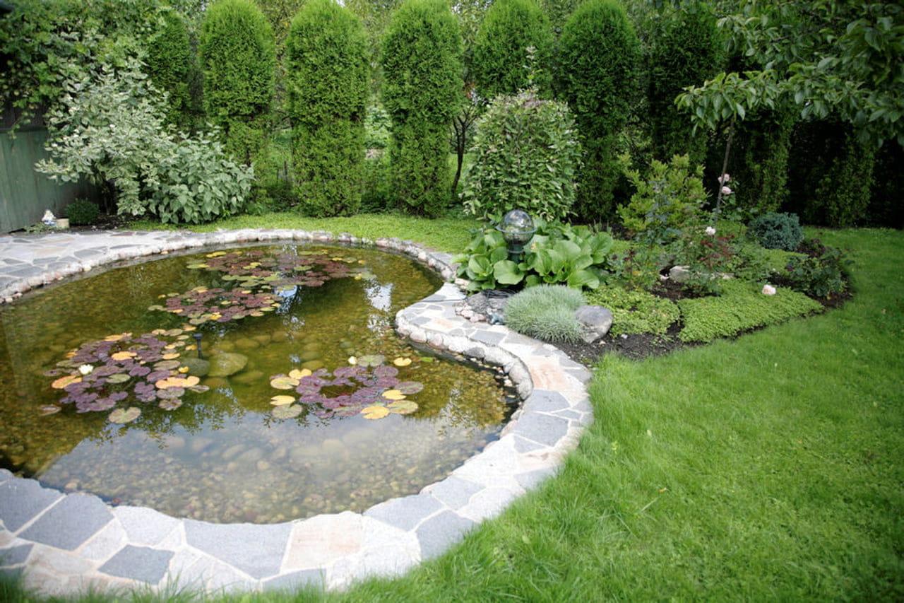 Telo Per Laghetto Da Giardino laghetto da giardino: come crearlo? - magazine delle donne