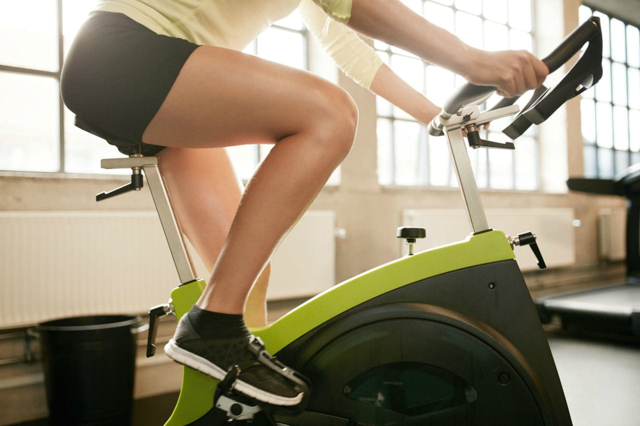cyclette per dimagrire gambe e glutei
