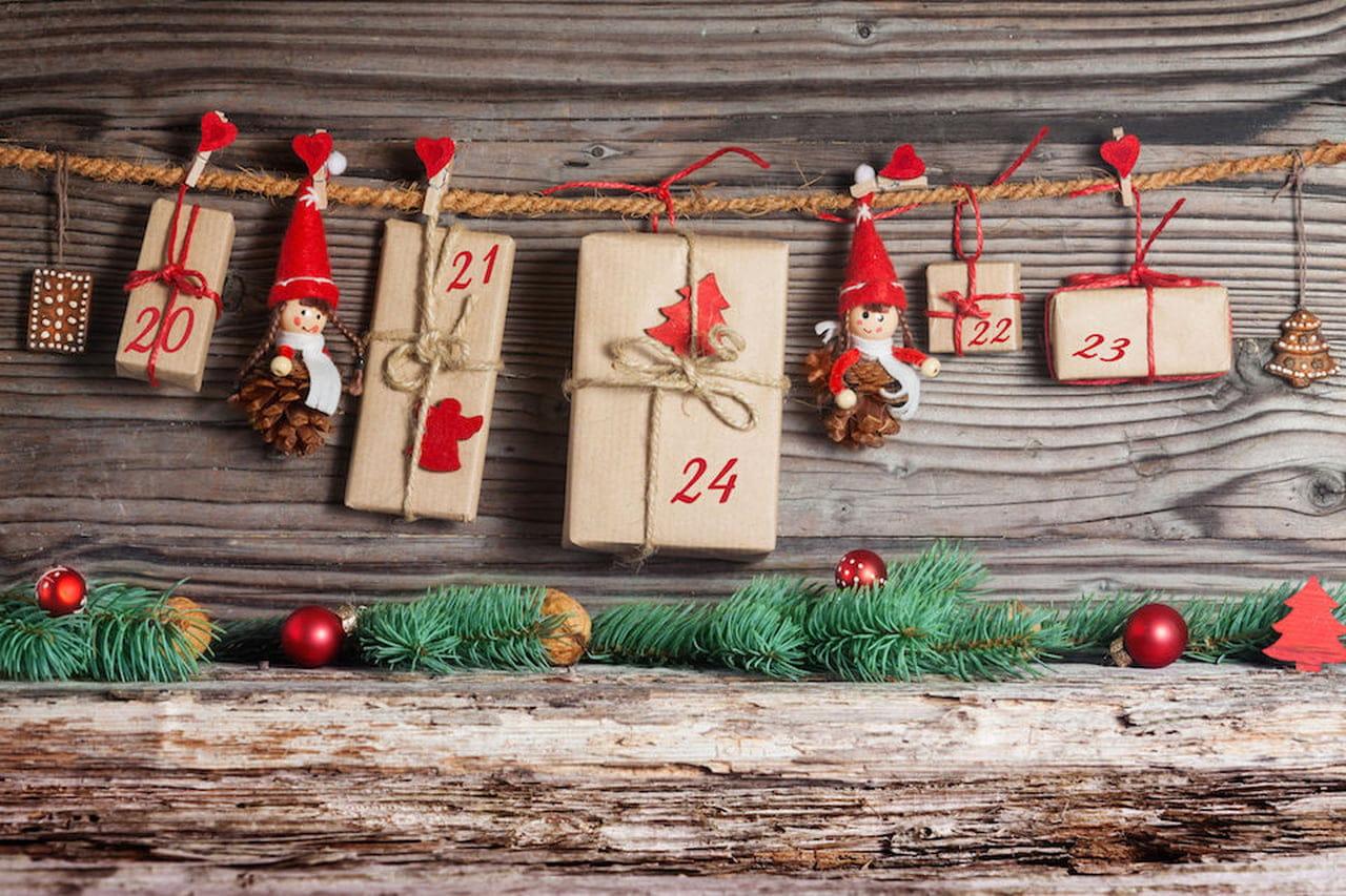 Calendario Avvento Fai Da Te Bambini.Calendario Dell Avvento Per Bambini Storia E Idee Fai Da Te