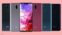 LG G7 ThinQ svelata nuova colorazione