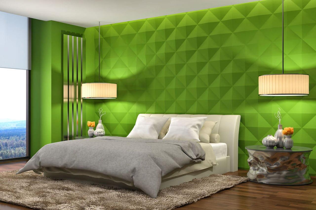 Colori pareti camera da letto: ispirazioni Feng Shui ...
