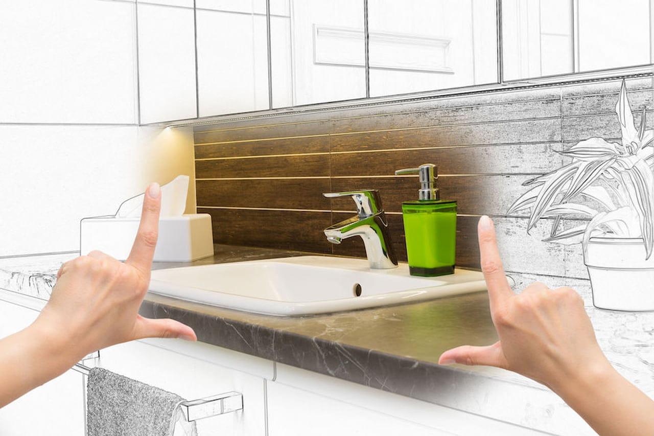 Rifare il bagno: quanto costa e come risparmiare